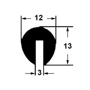 gummiprofile kantenschutz ohne metalleinlage. Black Bedroom Furniture Sets. Home Design Ideas